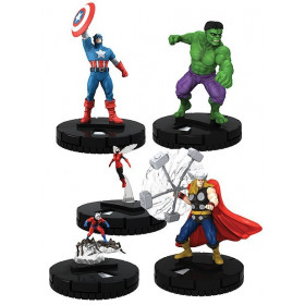 Marvel HeroClix: Avengers Assemble Booster Pack