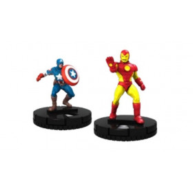 Marvel HeroClix: The Avengers Quick-Start Kit