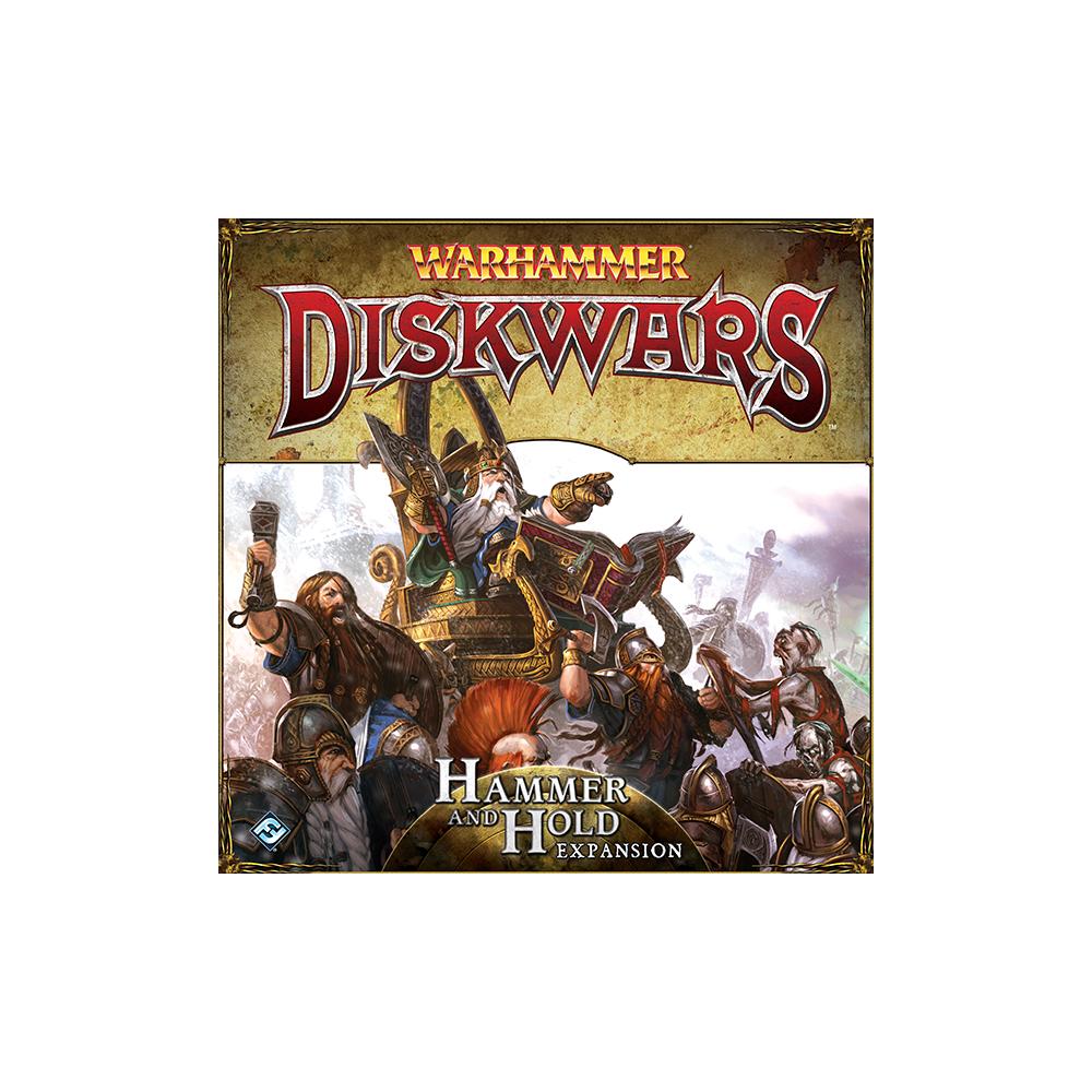 Warhammer: Diskwars – Hammer and Hold