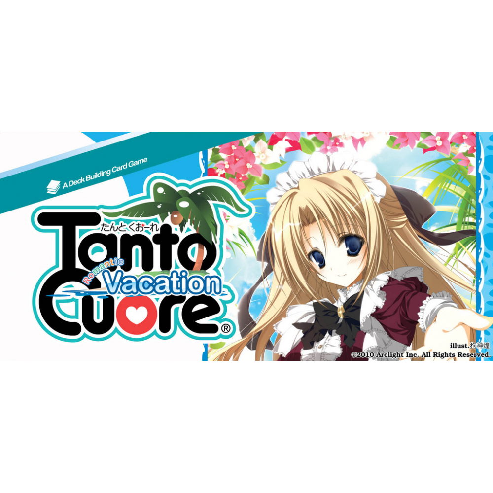 Tanto Cuore: Romantic Vacation
