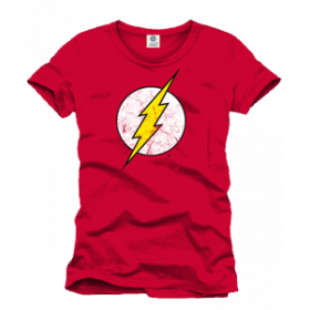 The Flash Logo (roşu)