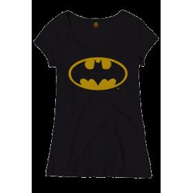 Batman Batgirl Classic Logo - damă