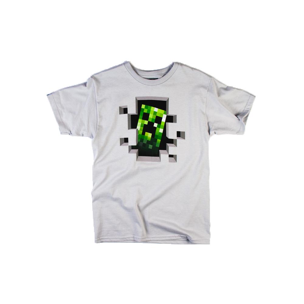 Minecraft Creeper Inside