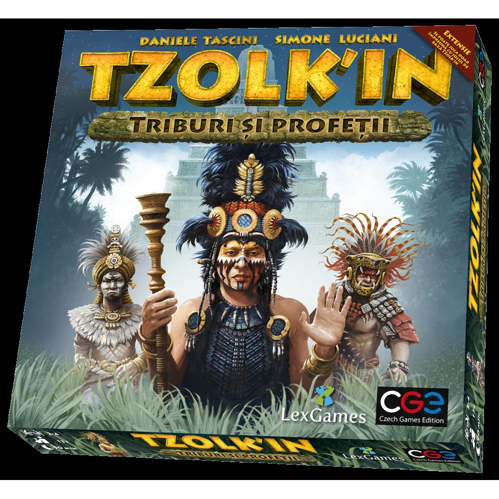 Tzolk'in: Calendarul Maiaș – Triburi și Profeții