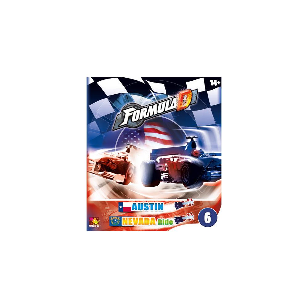 Formula D: Circuits 6 – Austin & Nevada Ride