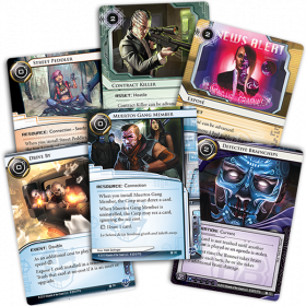 Android: Netrunner – The Underway Data Pack