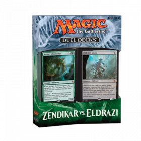 Magic: the Gathering - Duel Decks: Zendikar vs. Eldrazi