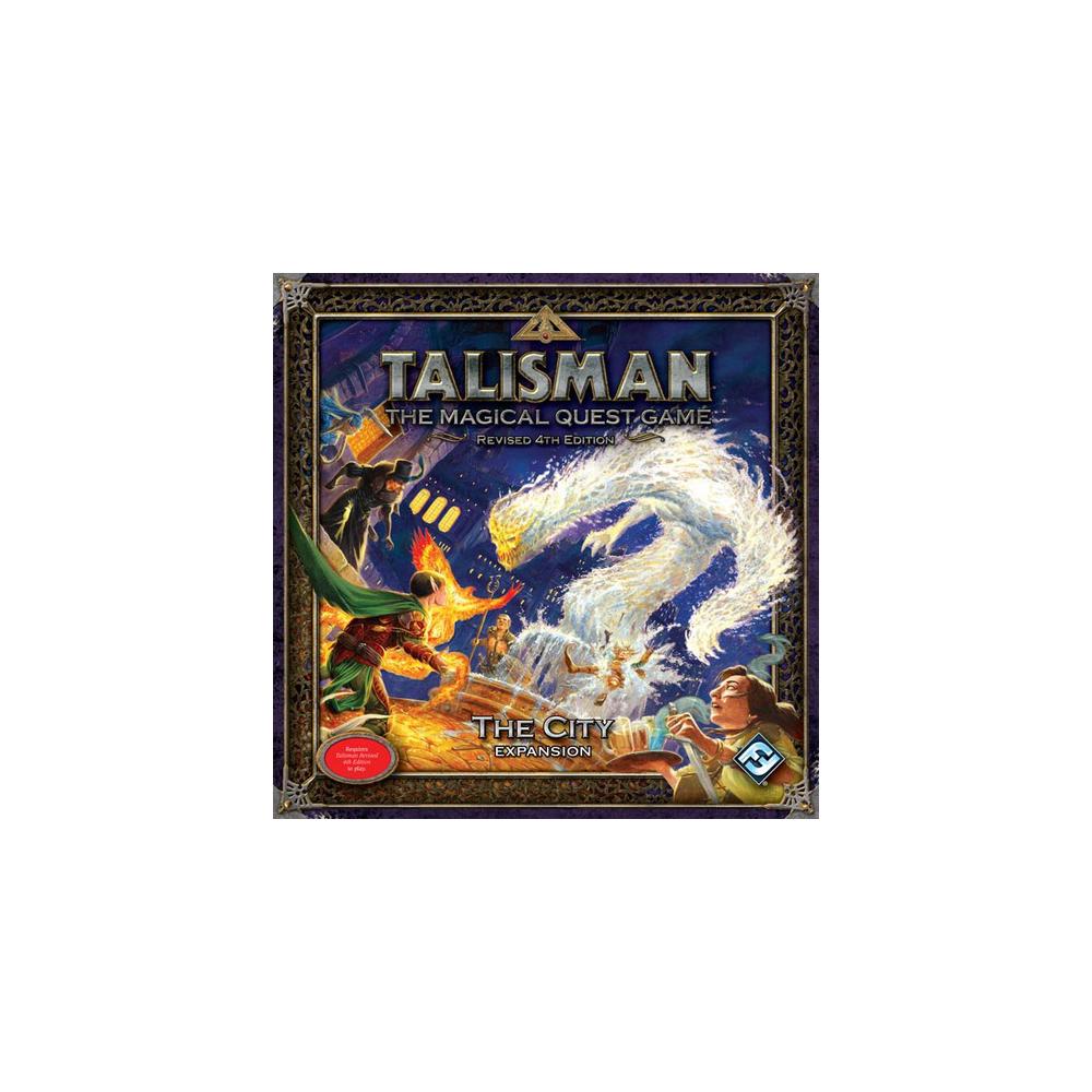 Talisman (ediţia a patra): The City Expansion
