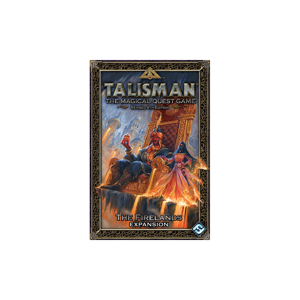 Talisman (ediţia a patra): The Firelands Expansion