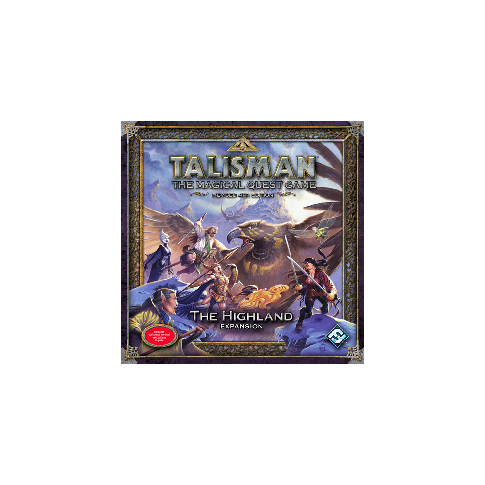 Talisman (ediţia a patra): The Highland Expansion