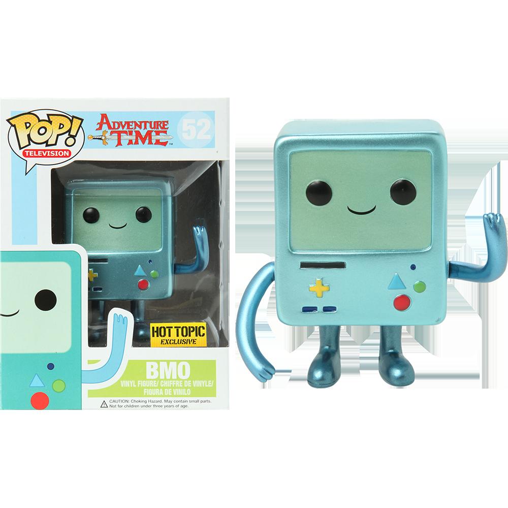 Funko Pop: Adventure Time - BMO (Metallic)
