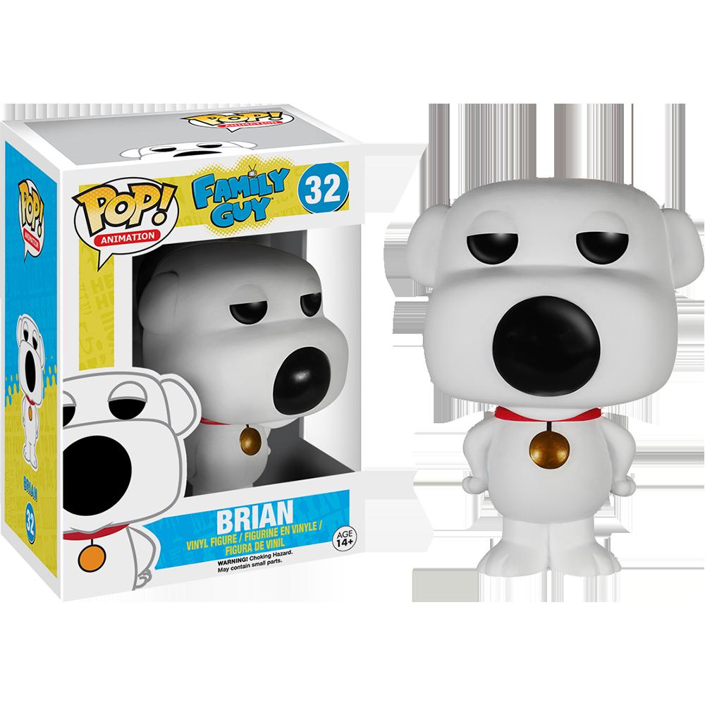 Funko Pop: Family Guy - Brian