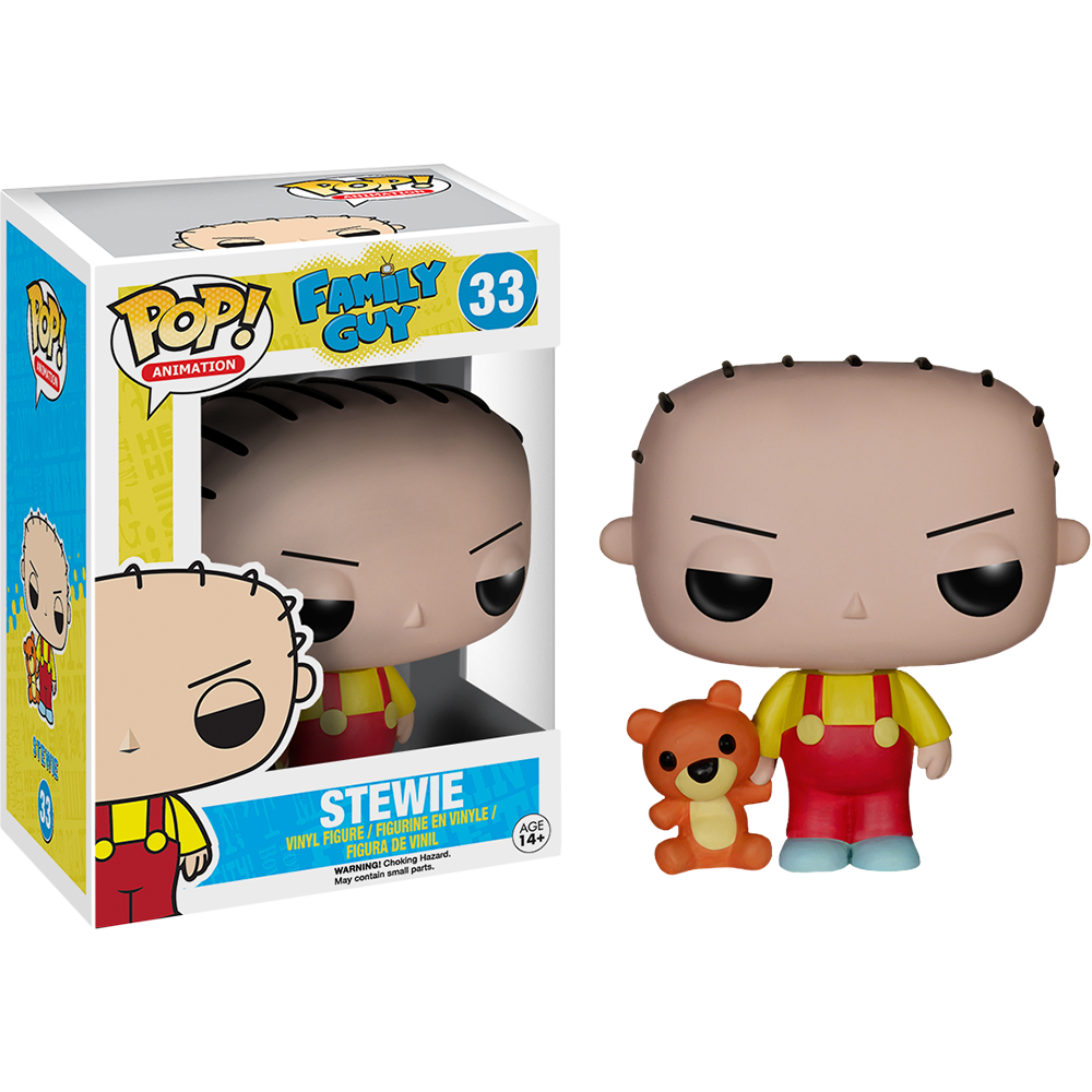 Funko Pop: Family Guy - Stewie