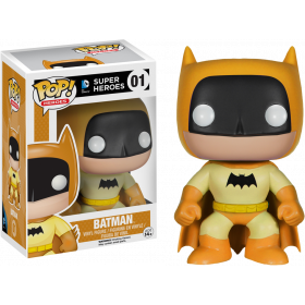 Funko Pop: Batman - Yellow Batman