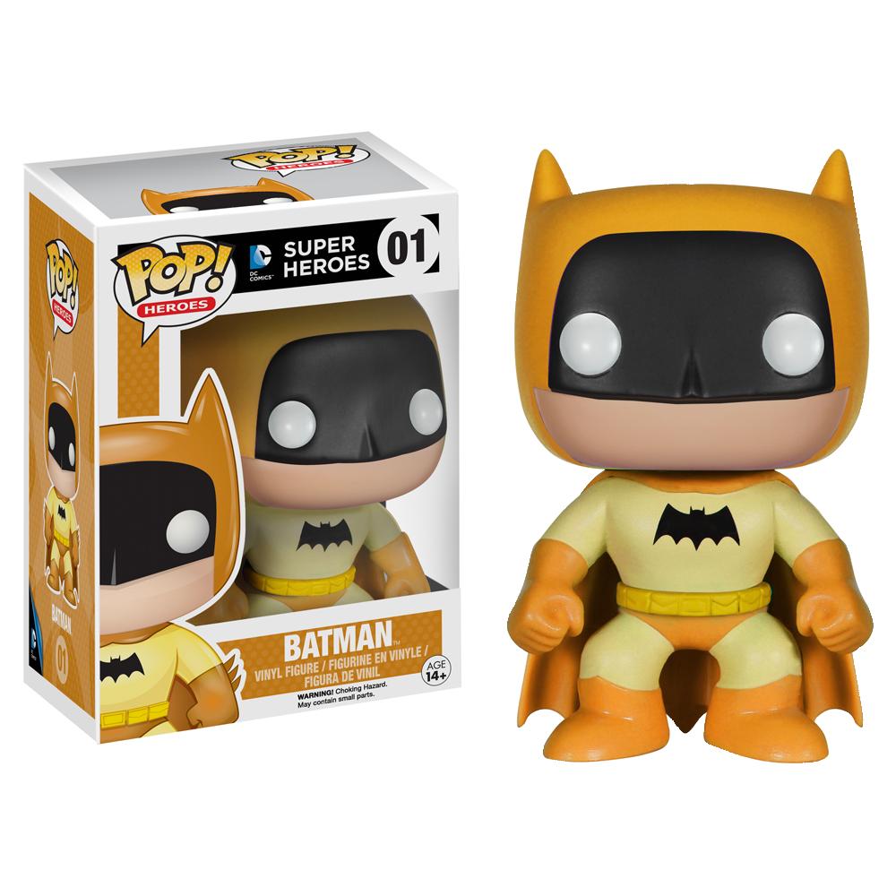 Funko Pop: Batman - Yellow Batman