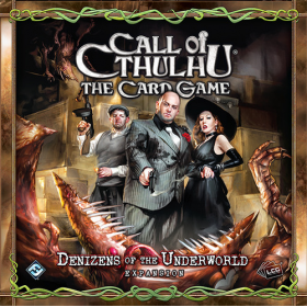 Call of Cthulhu: The Card Game – Denizens of the Underworld