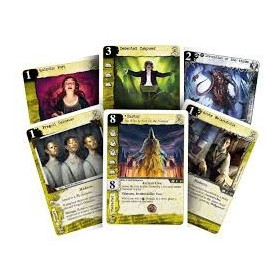Call of Cthulhu: The Card Game – The Mark of Madness