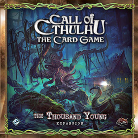 Call of Cthulhu: The Card Game – The Thousand Young