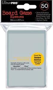 Ultra PRO Sleeves: Standard American (50)