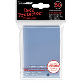 Ultra PRO Sleeves: Standard (50)