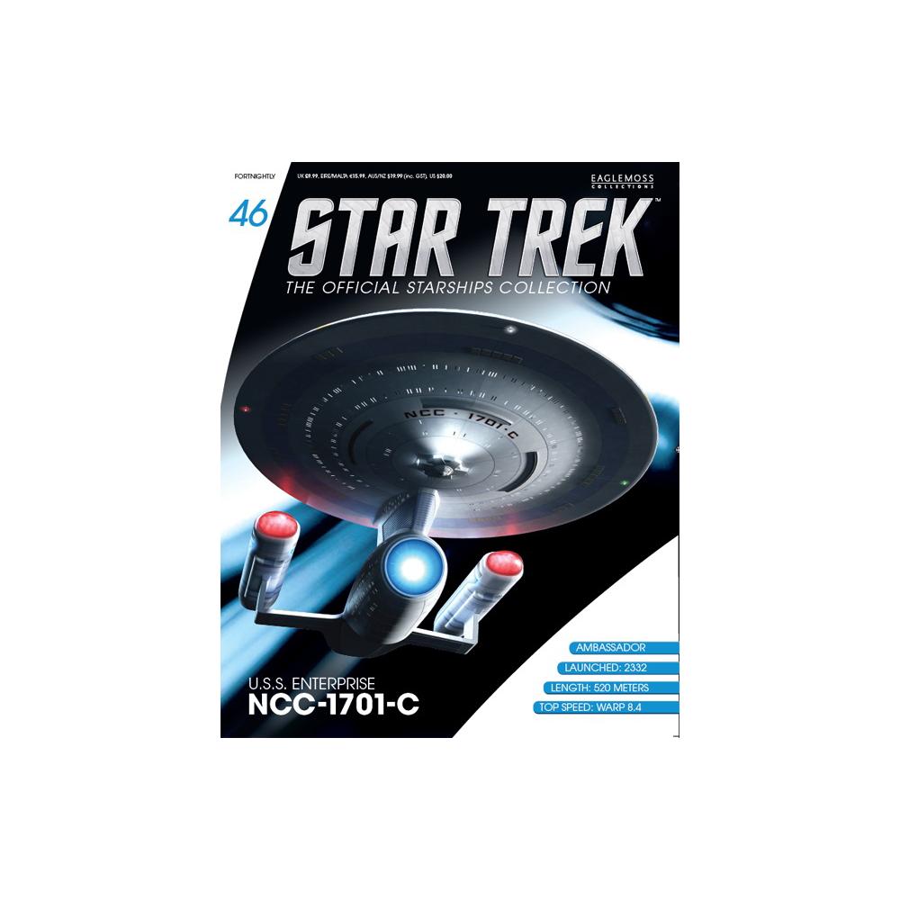 Star Trek Starship Collection 46