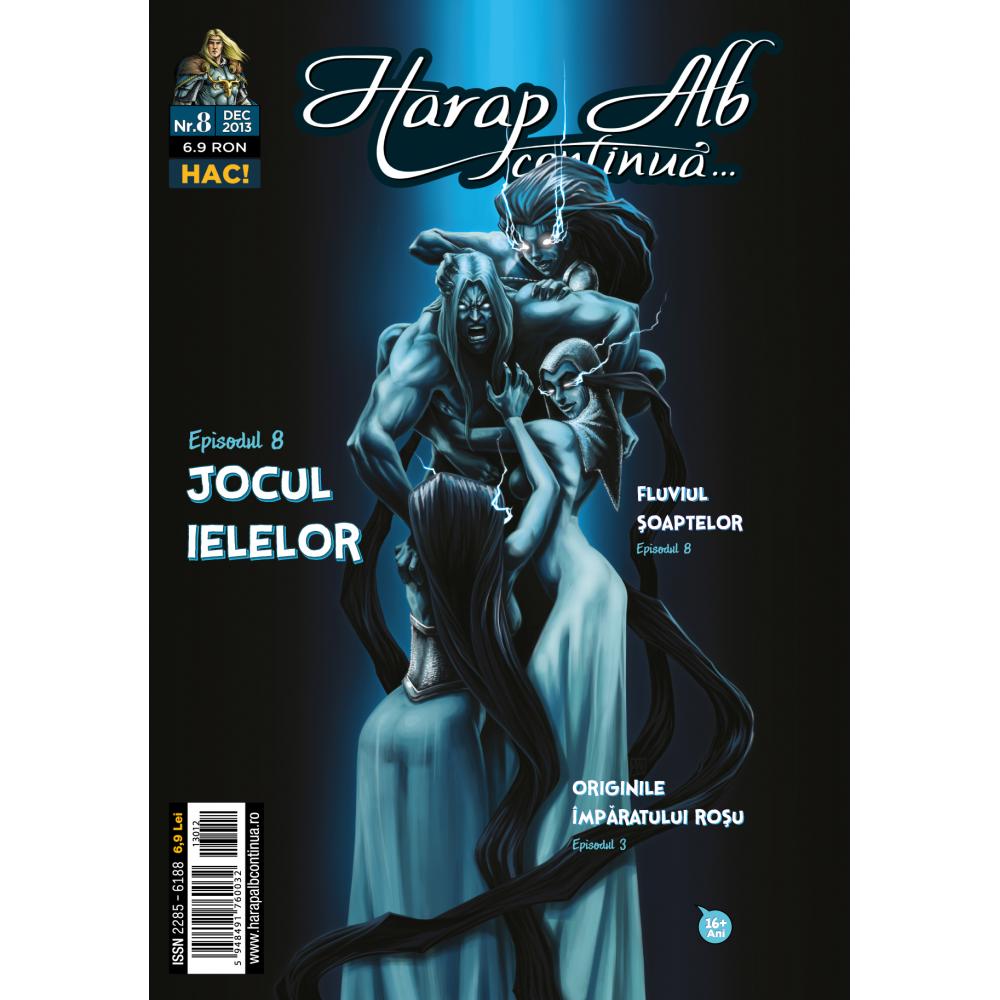 Harap Alb Continuă 8