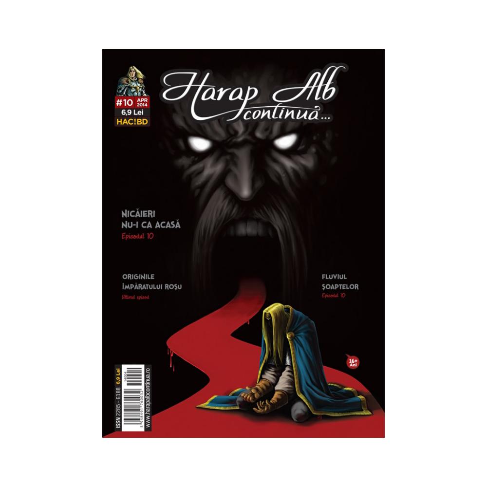Harap Alb Continuă 10