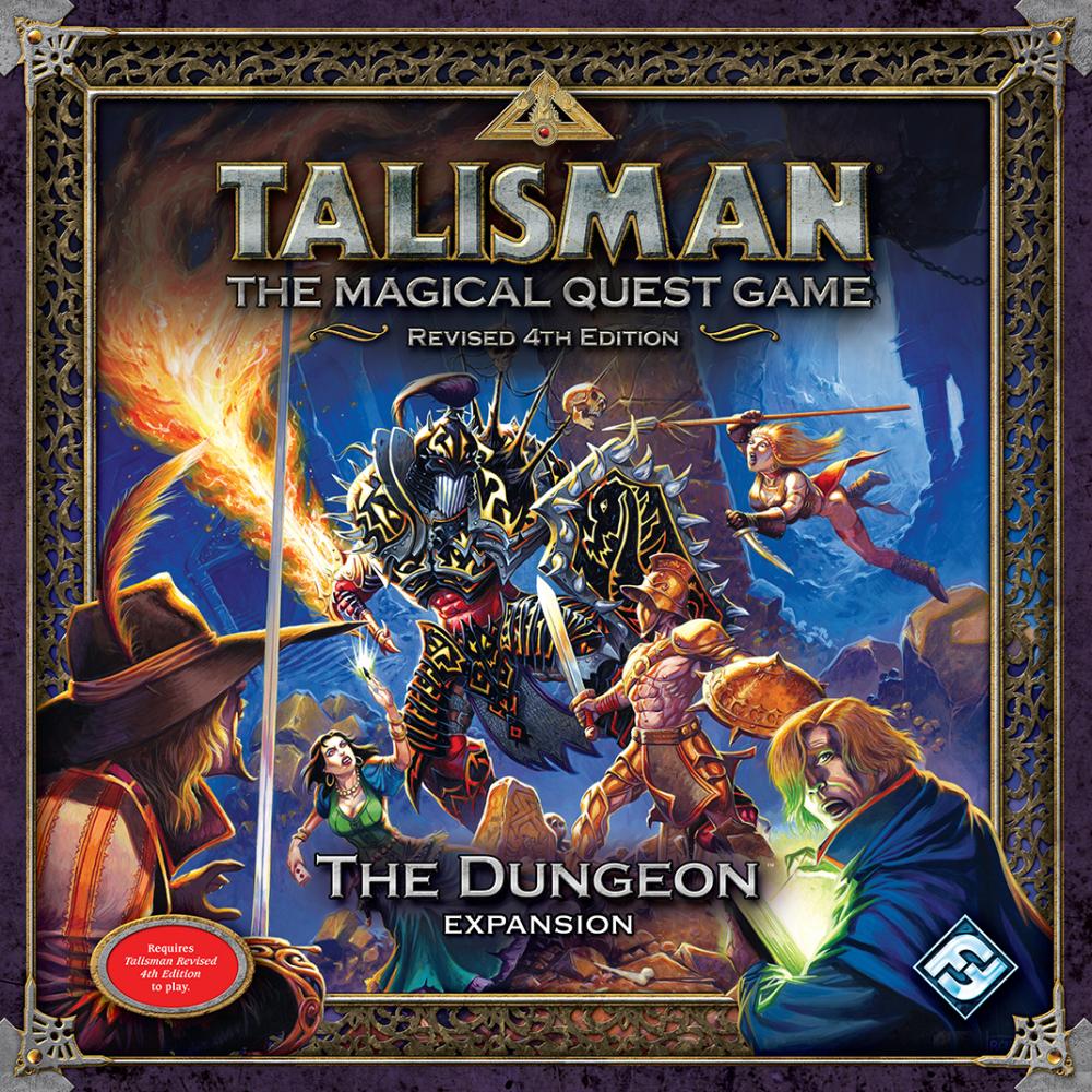 Talisman (ediţia a patra): The Dungeon Expansion