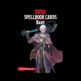 D&D: Bard Spell Deck