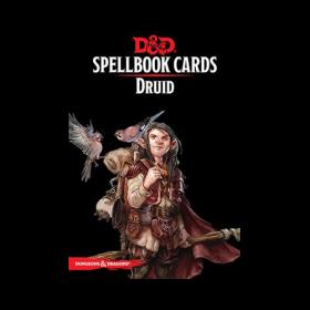 D&D: Druid Spell Deck