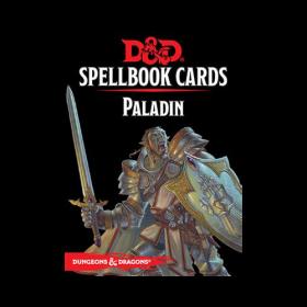 D&D: Paladin Spell Deck