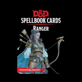 D&D: Ranger Spell Deck