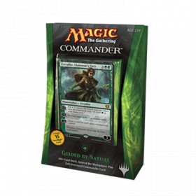 Magic: the Gathering - Commander: Guided by Nature