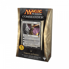 Magic: the Gathering - Commander: Forged in Stone
