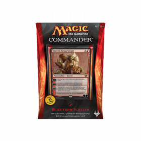 Magic: the Gathering - Commander: Built from Scratch