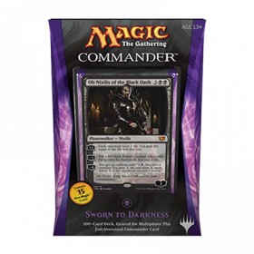 Magic: the Gathering - Commander: Sworn to Darkness