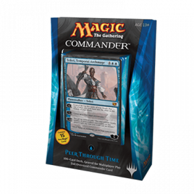 Magic: the Gathering - Commander: Peer through Time