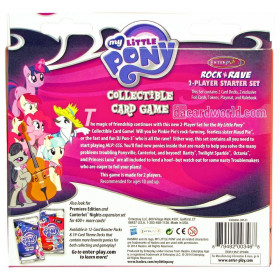 My Little Pony: Rock 'n Rave Two Player Theme Deck