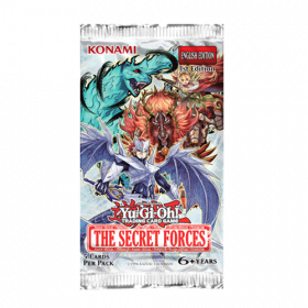 Yu-Gi-Oh!: The Secret Forces - Booster Pack