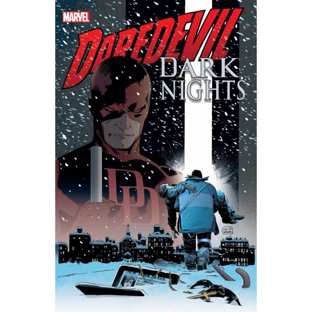 Daredevil Dark Nights TP