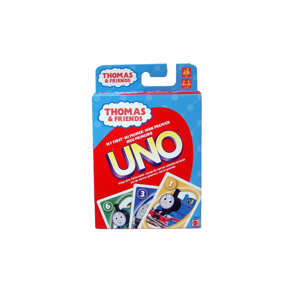 My First UNO: Thomas and Friends