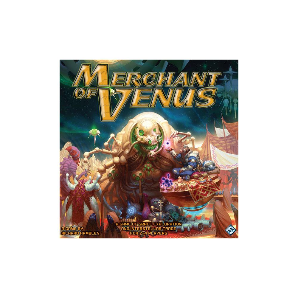 Merchant of Venus (ediţia a doua)