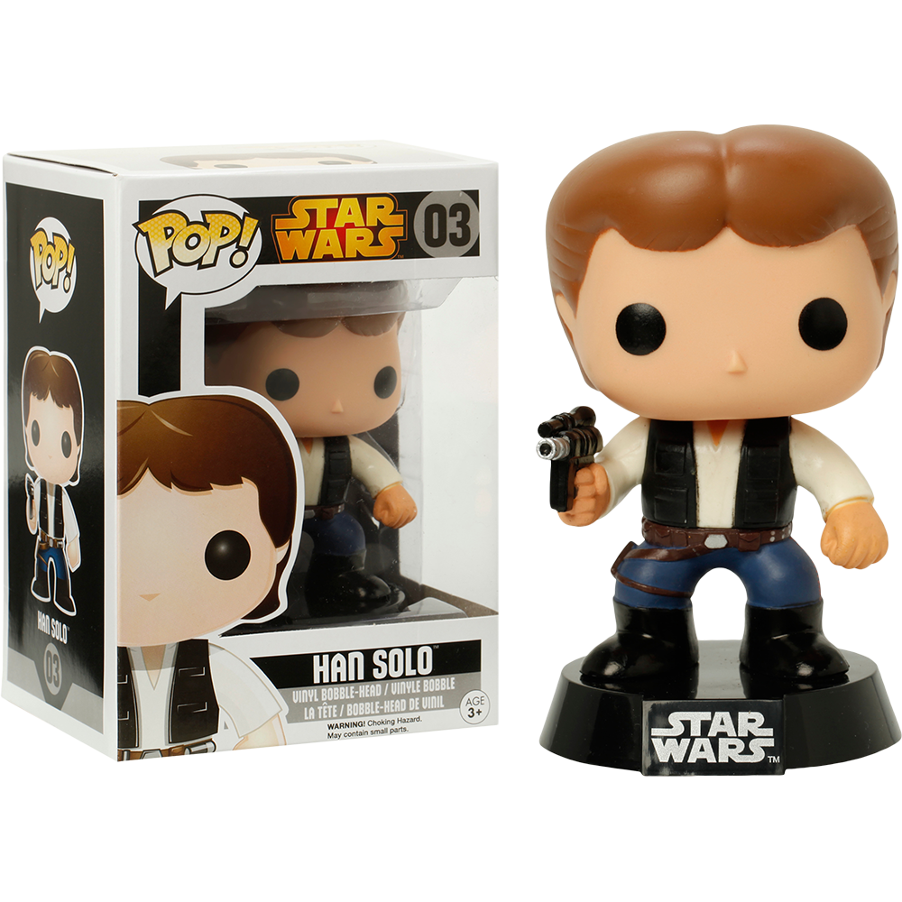 Funko Pop: Star Wars - Han Solo (Vault Edition)