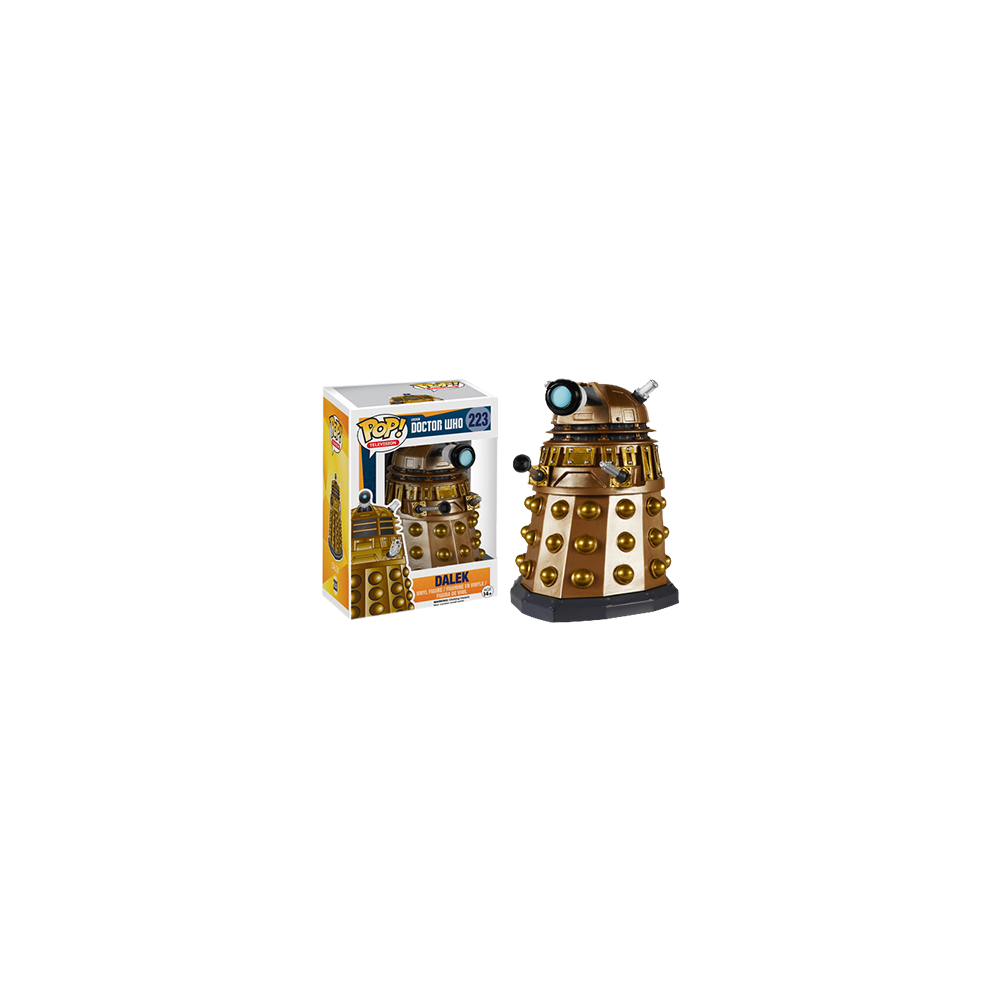 Funko Pop: Doctor Who - Dalek