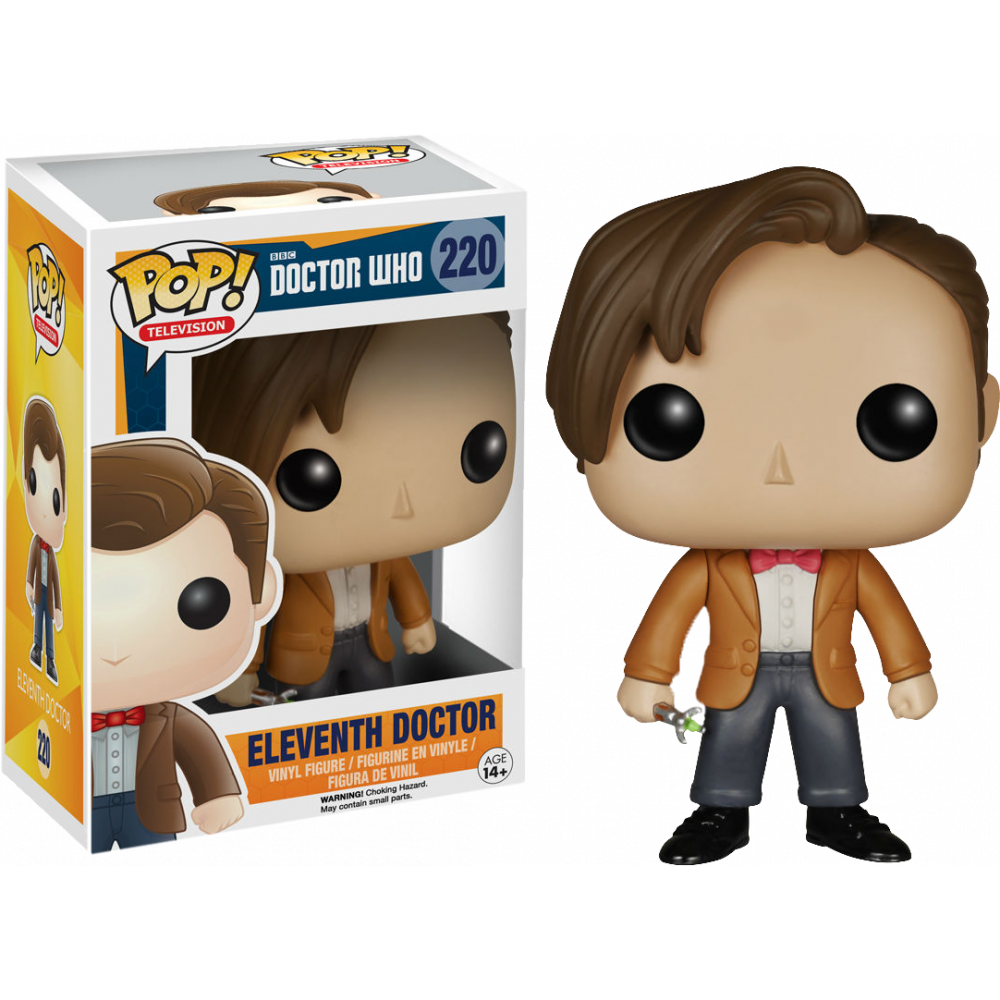Funko Pop: Doctor Who - Eleventh Doctor