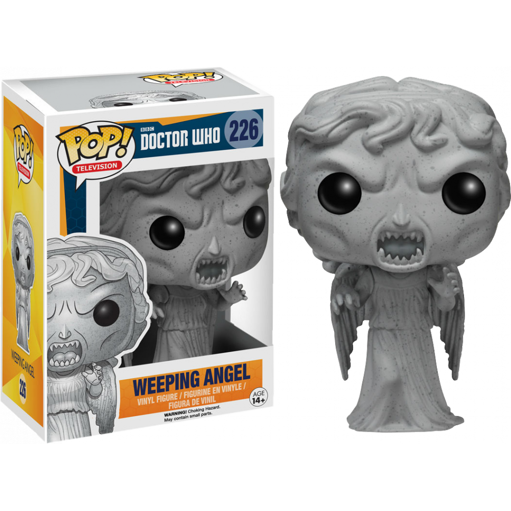 Funko Pop: Doctor Who - Weeping Angel