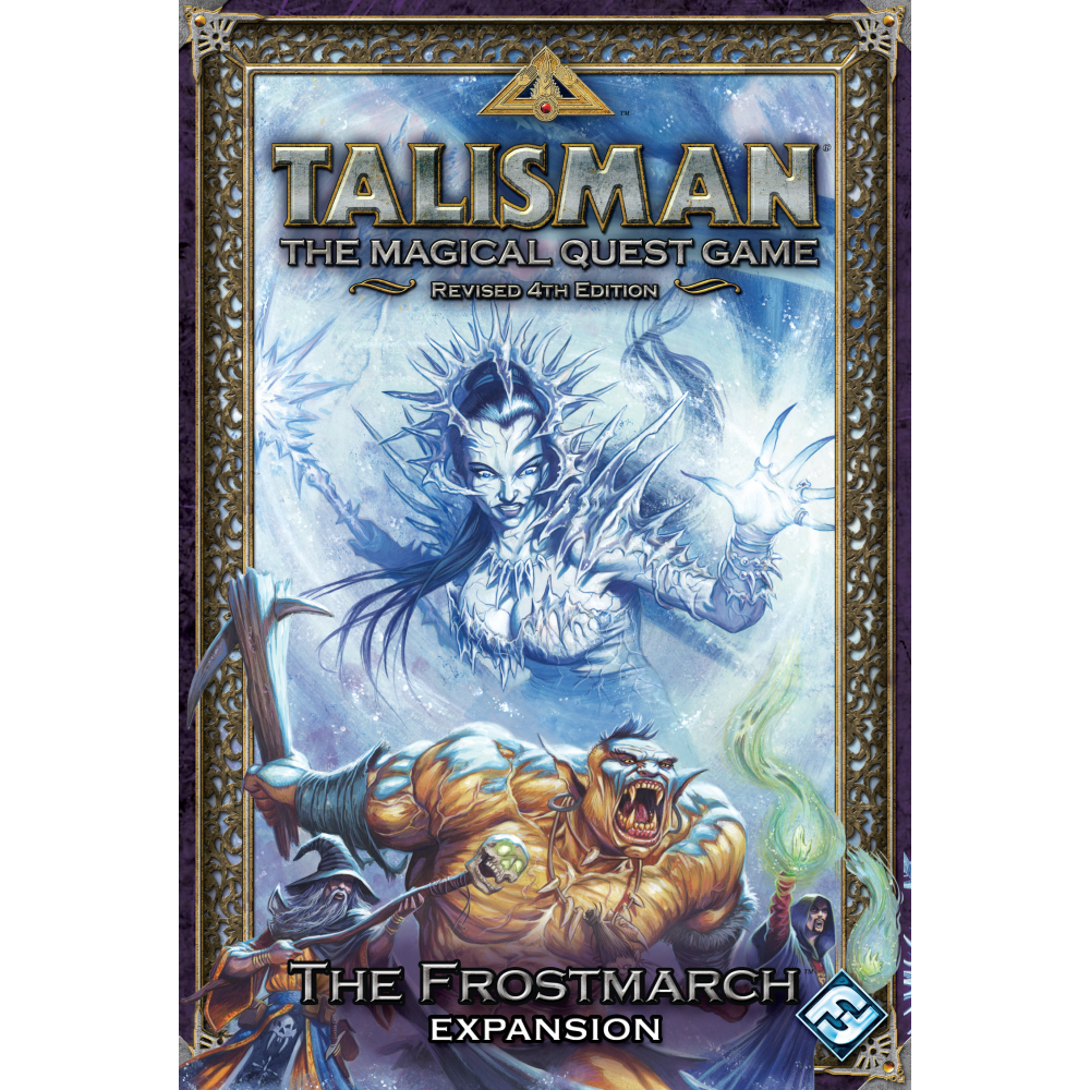Talisman (ediţia a patra): The Frostmarch Expansion
