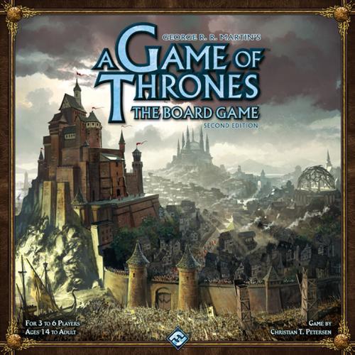 A Game of Thrones: The Board Game (ediţia a doua)