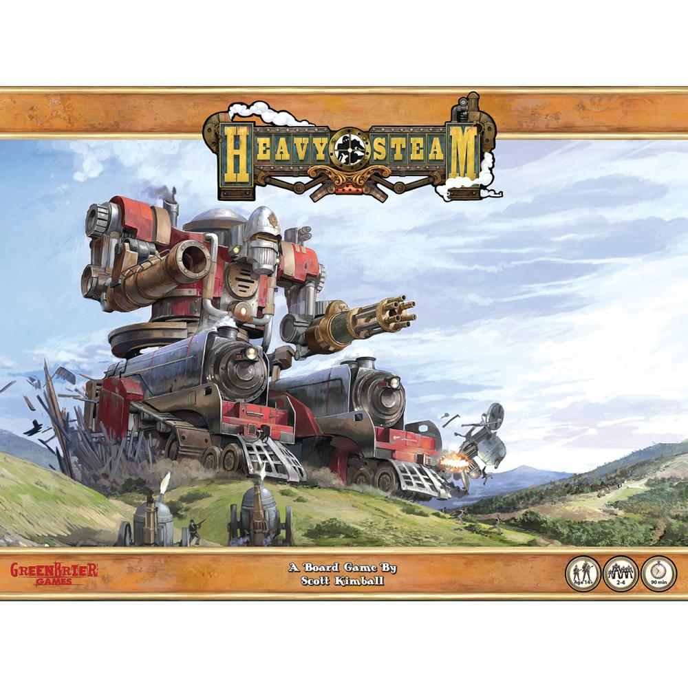 Heavy Steam