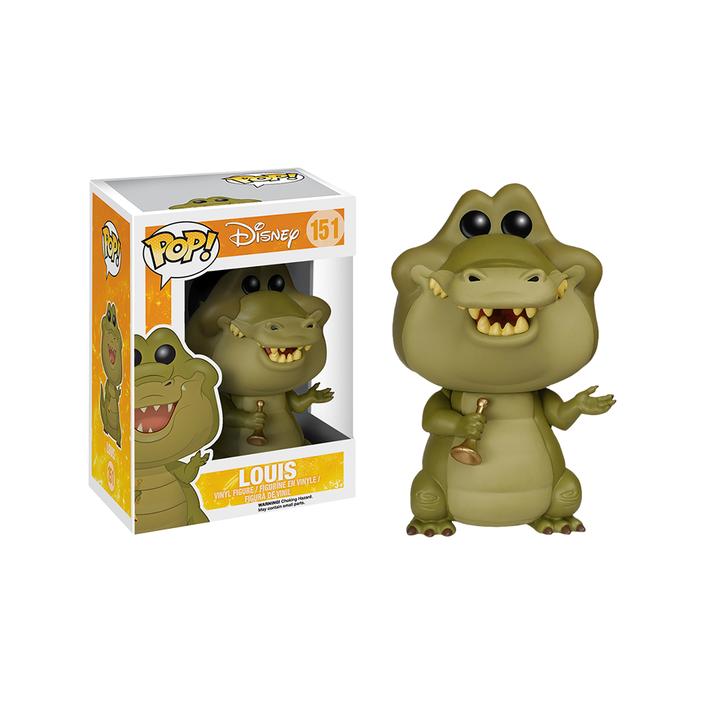 Funko Pop: Princess and the Frog - Louis